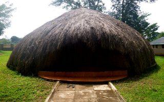 Mparo Tombs