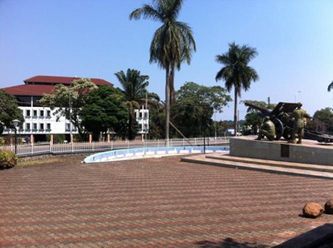 Muzinga Square Park