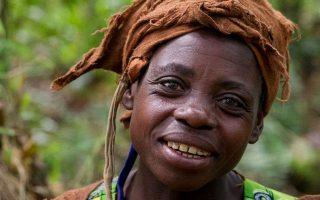 Uganda Batwa Lady