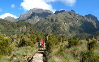Ruwenzori Mountains National Park